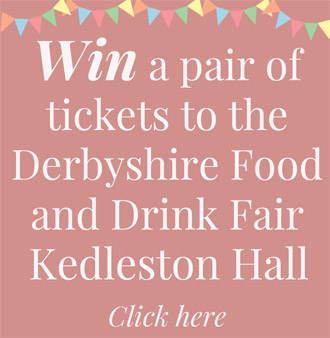 Win Tickets to the derbyshire food and drink fair